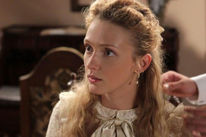 Алиса Сапегина в сериале «Тайны института благородных девиц»
