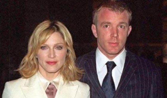 Гай Ричи и Мадонна познакомились в 1998 году