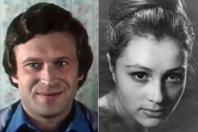 Георгий Мартиросян и Людмила Аристова