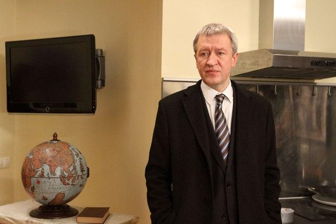 Актер Игорь Черневич