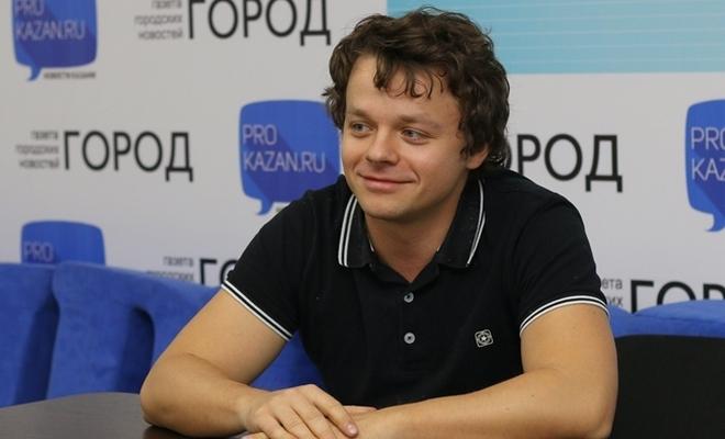 Актер Сергей Друзьяк