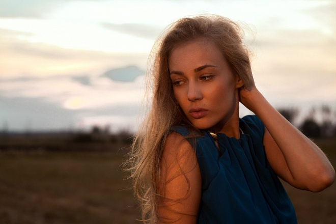 Актриса Татьяна Бабенкова