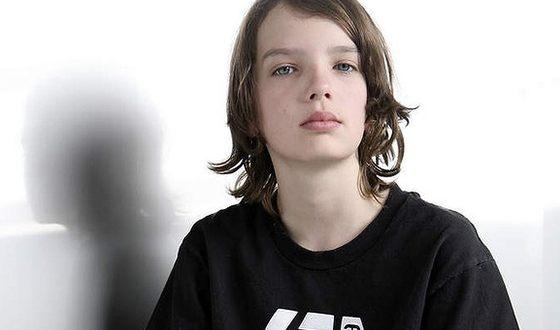 Коди Смит-Макфи в детстве