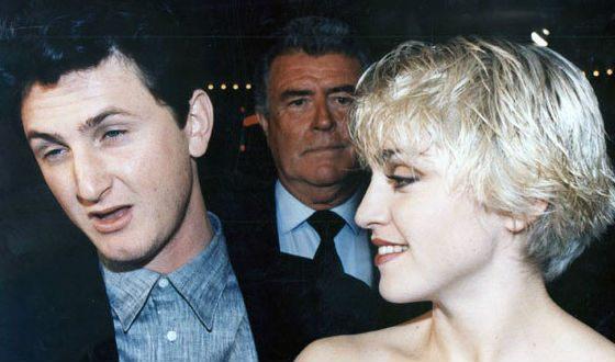 С первым мужем Мадонна рассталась со скандалом