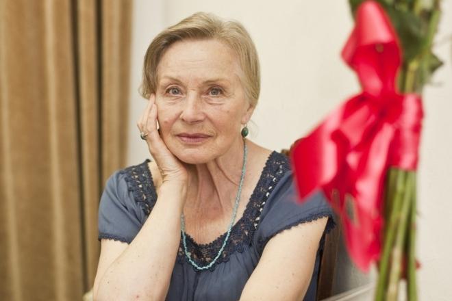 Актриса Лариса Малеванная