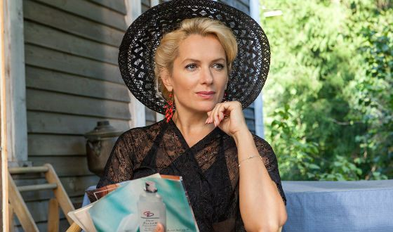 Мария Порошина в сериале «Березка»