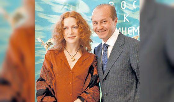 Наталья Рогожкина познакомилась с Андреем Паниным в студенчестве