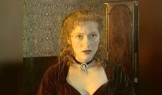 Наталья Рогожкина в молодости (кадр из сериала «Чехов и Ко»