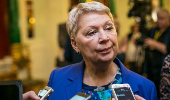 Теперь должность Ольги Васильевой – министр просвещения
