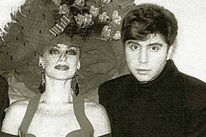 Ирина Понаровская и Сосо Павлиашвили