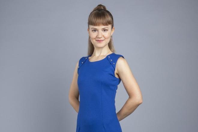Актриса Екатерина Травова