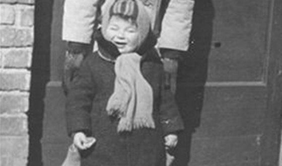 Роман Абрамович в детстве