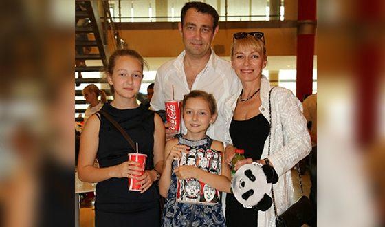 Семья Константина Юшкевича