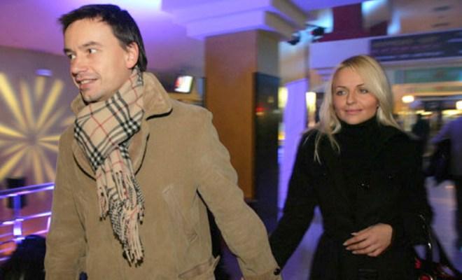 Алексей Серов и Ирина Качко
