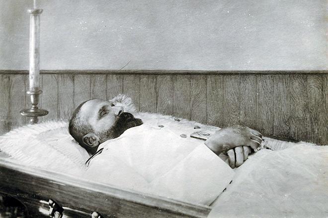 Смерть Петра Столыпина