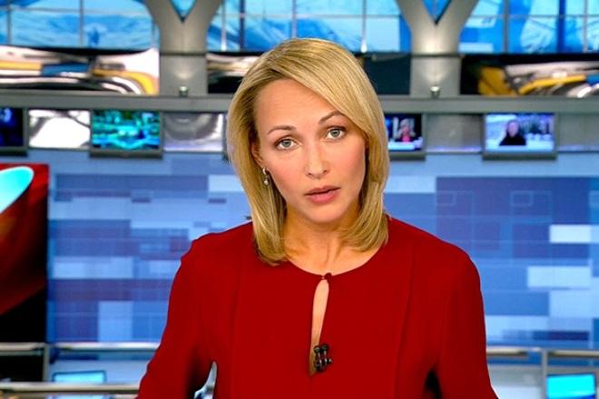 Телеведущая Валерия Кораблева