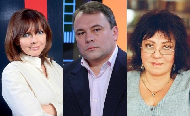 Фекла, Петр и Татьяна Толстые - родственники
