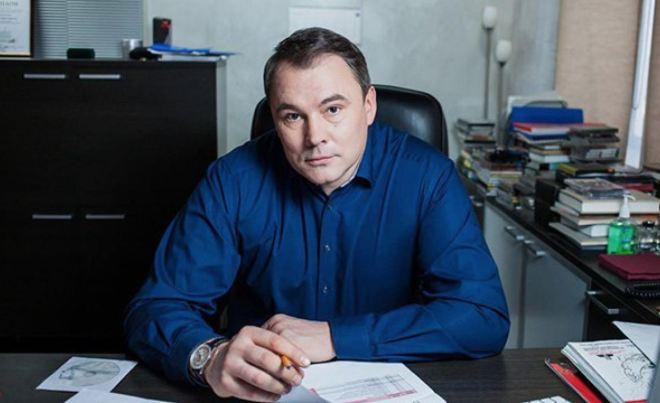 Журналист Петр Толстой