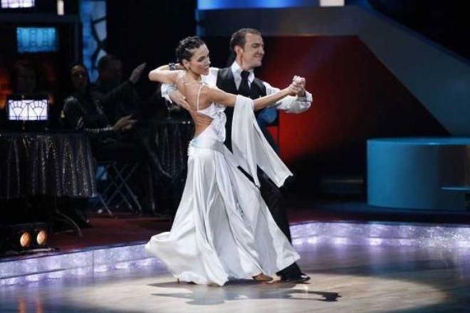 Анастасия Чернобровина в проекте «Танцы со звездами»