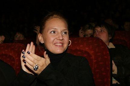 Журналист и телеведущая Юлия Бордовских