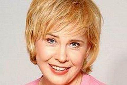 Известная актриса и красивая женщина