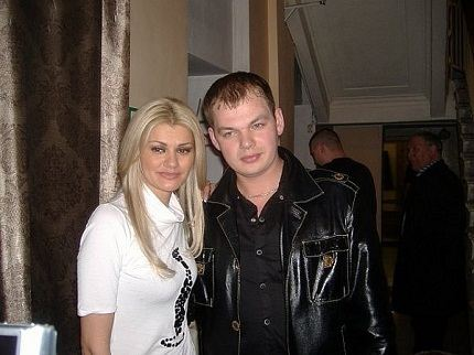 С коллегой Алексеем Брянцевым