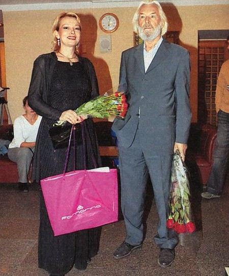 Семья Станислава Андреевича Любшина тоже посвятила себя кино