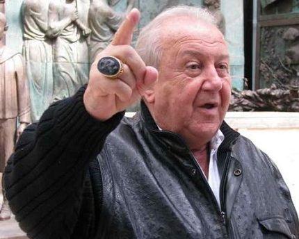 Зураб Церетели - гениальный скульптор