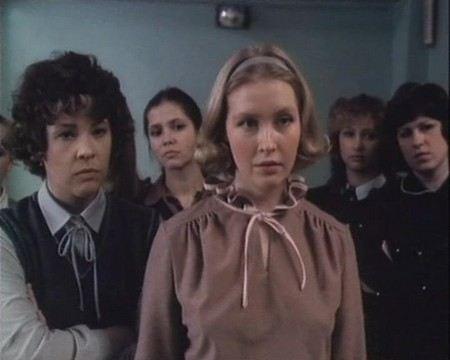 Светлана Рябова начала сниматься в кино в 1982 году