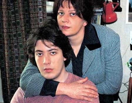 Татьяна Толстая с сыном Артемием Лебедевым