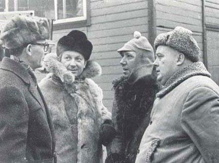 Герои фильмов Леонида Гайдая Трус, Балбес и Бывалый на много десятилетий полюбились публике