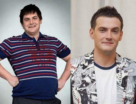 Андрей Аверин похудел: до и после