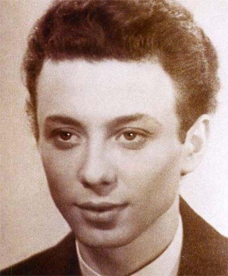 Олег Даль в молодости