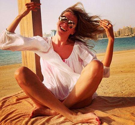 Светлана Бондарчук в молодости была моделью