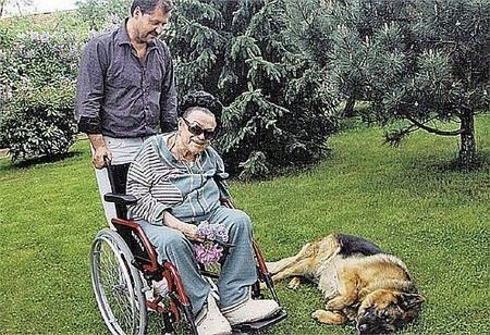 Людмила Зыкина перед смертью осталась без мужа