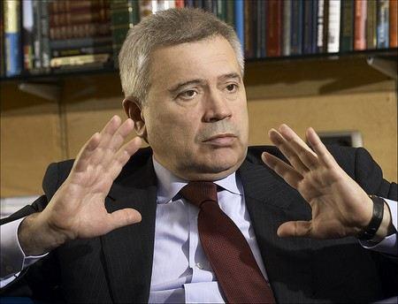 Олигарх Вагит Алекперов является одним из богатейших людей в России