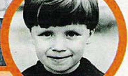 Гарика Харламова в детстве звали Андреем