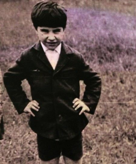 Грузинский мальчик Сосо Павлиашвили - певец в детстве