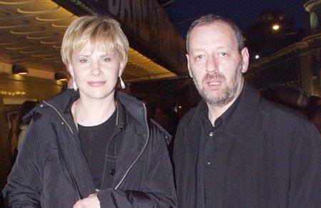 Михаил Мишин с женой Татьяной Догилевой