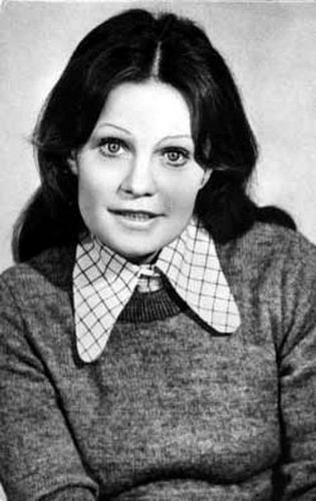 Ольга Яковлева - легендарная советская актриса в молодости