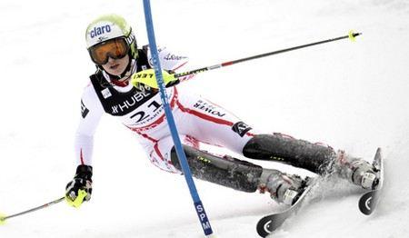 Анна Сорокина встала на горные лыжи в раннем детстве