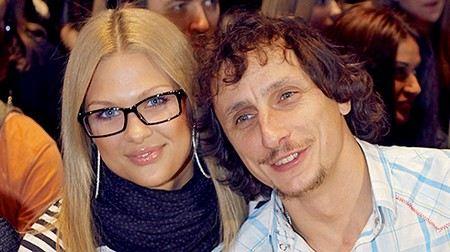 Вадим Галыгин со второй женой Ольгой