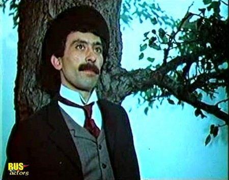 Вахтанг Кикабидзе в молодости