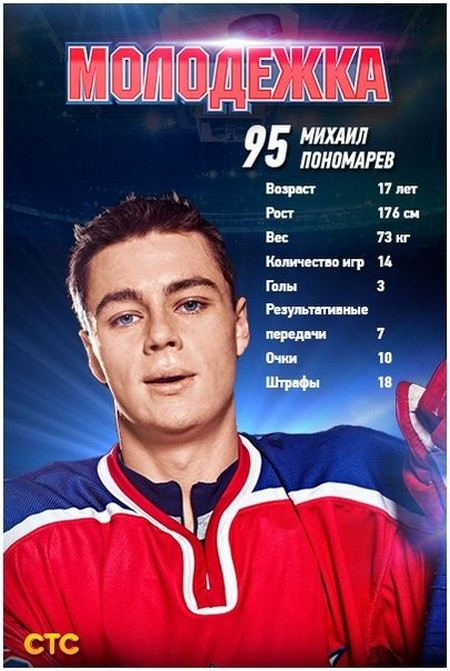 Звезда сериала «Молодежка» Илья Коробко