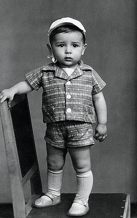 Вадим Казаченко в детстве