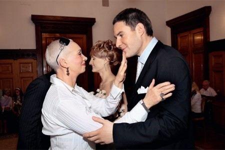Первая жена Анатолия Васильева Татьяна и сын Филипп