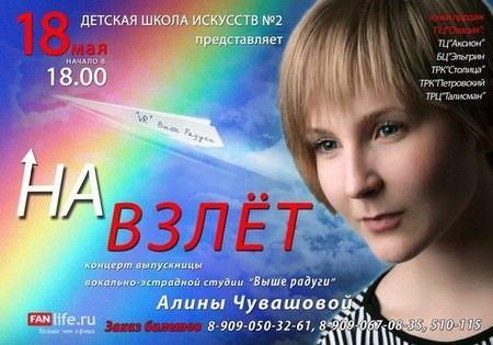 Алина Чувашова сегодня строит планы на будущее