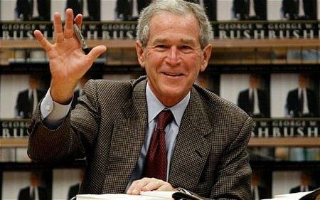 Джордж Буш - бывший президент США