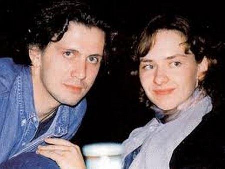 Алексей Завьялов с женой Марией Масловой