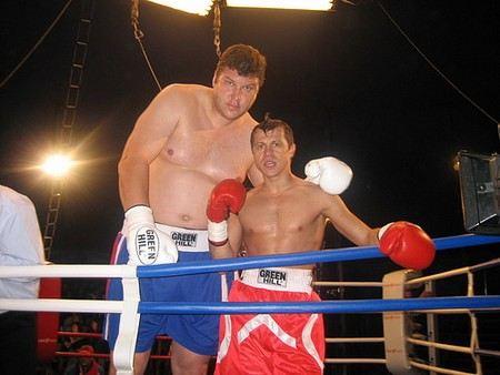 Актер Андрей Свиридов в молодости занимался спортом